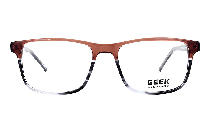 geek february brown grey
